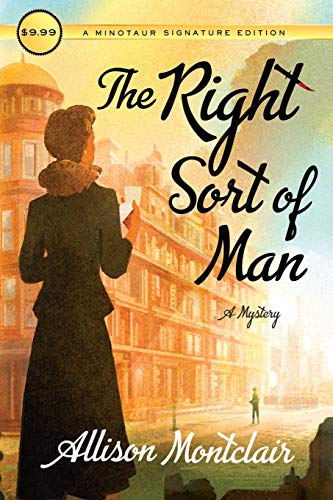 The Right Sort of Man: A Sparks & Bainbridge Mystery (Sparks & Bainbridge Mystery, 1)