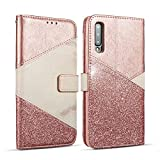 ZCDAYE Wallet Case for Samsung Galaxy A40,Premium Bling