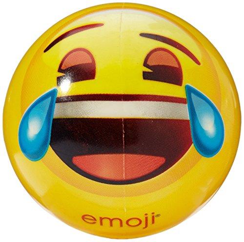 Emoji 16742 – Happy People Balle en Plastique, 11 cm