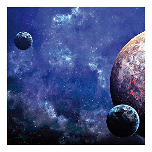 Frikigames Tapete Planetes 91,5x91,5cm (3x3ft) para Juegos de miniaturas Space Mat