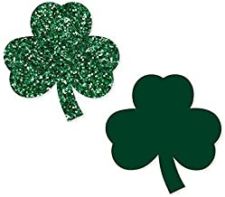 Big Dot of Happiness St. Patrick's Day - DIY Shaped Saint Patty's Day Party Cut-Outs - 24 Count