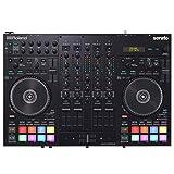 Roland DJ-707M DJ Hybrid Controller e Live Sound Audio Consolte