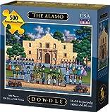 Dowdle Jigsaw Puzzle - The Alamo - 500 Piece