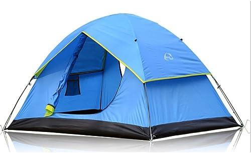 SEABECCA Tente Double Open The Door Tente De Camping de plein air Professionnelle