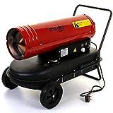 Marko Heating 30KW Diesel Space Heater Kerosene Industrial Workshop Garage Paraffin 102500 BTU