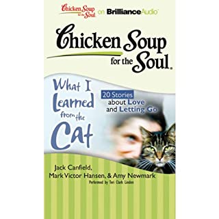 Chicken Soup for the Soul: What I Learned from the Cat - 20 Stories about Love and Letting Go cover art
