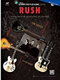 Rush: Six Songs With Full Tab, Play-along Tracks, and Lesson Videos, Easy Guitar Tab