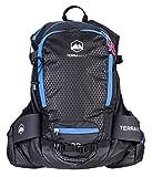 TerraWest Core 22 - Mochila de esquí (reflector Recco instalado) (noche oscura/azul)