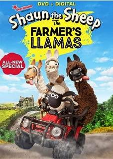 Shaun The Sheep: The Farmer's Llamas Digital