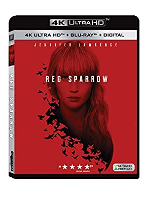 Red Sparrow [Blu-ray] from 20th Century Fox