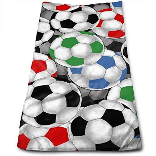 Tyutrir Balones fútbol Toallas baño Cocina Toallas