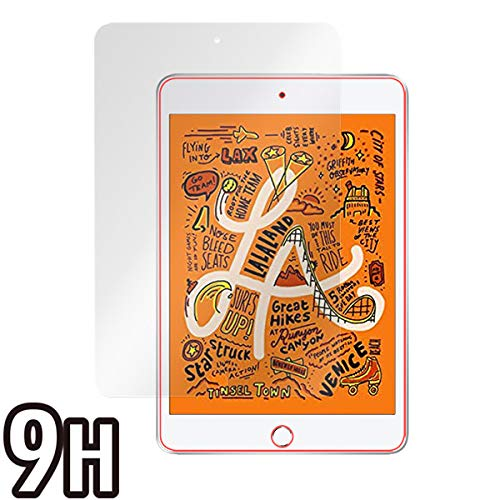 PET製フィルム 強化ガラス同等の硬度 高硬度9H素材採用 iPad mini (第5世代) / iPad mini 5 表面用保護シート 用 日本製 反射防止液晶保護フィルム OverLay Plus 9H