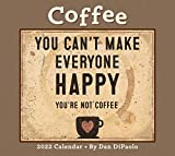 Coffee 2022 Deluxe Wall Calendar