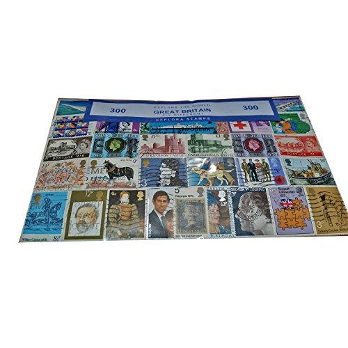 Großbritannien GB England London, UK Stempel 300 (Stempel) alle anderen Kollektion!/Souvenir Andenken Speicher-Memoria! sehr vielen Großbritannien, Briefmarken-Design, Sammlerstück, Souvenir, ein einzigartiger und Lehrreich!!!! Timbre/Souvenir/S01/Stempel Francobollo Sello!