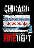 Chicago Fire Dept. - Poster (A1-59,4 x 84,1 cm)