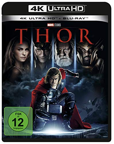 Thor (4K Ultra HD) (+ Blu-ray 2D)