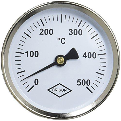 300mm バイメタル温度計 EA770DA