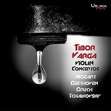 Beethoven, Bruch, Mozart & Tchaikovsky: Violin Concertos