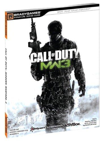 Guía Oficial Call Of Duty Modern Warfare 3