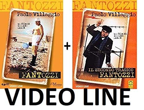 Fantozzi + Il Secondo Tragico Fantozzi (2 Film DVD) Edizione Italiana