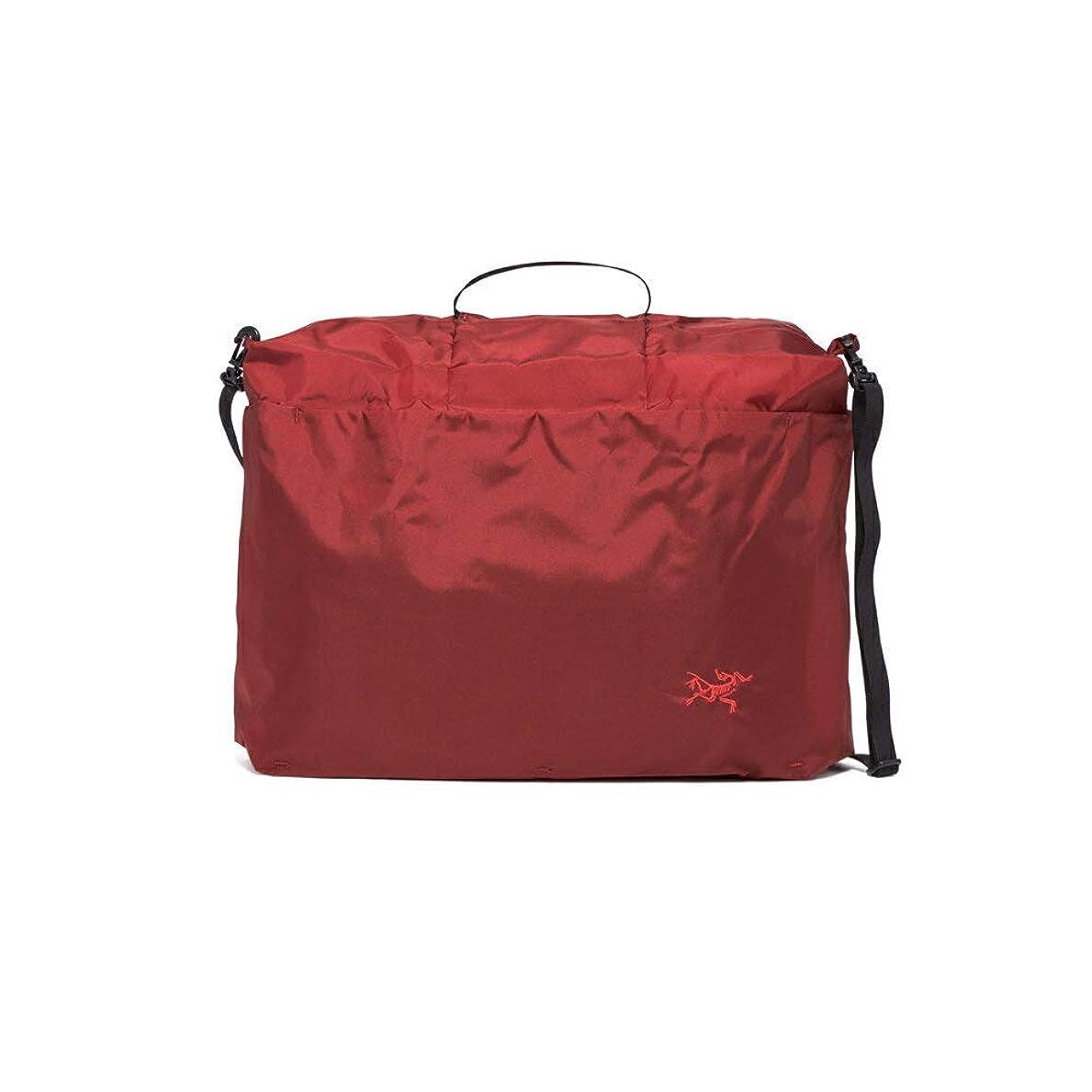 標高道徳のグッゲンハイム美術館(アークテリクス) ARC'TERYX ショルダーバッグ INDEX 10 インデックス10 14257 メンズ RED BEACH 26257 ONE SIZE [並行輸入品]