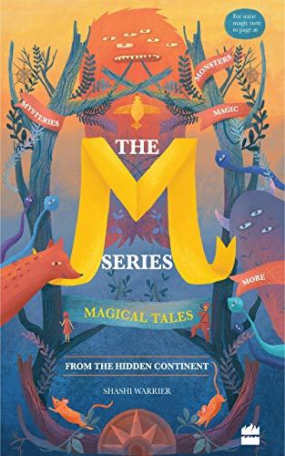 M Series: Magical Tales from the Hidden Continent (English Edition)