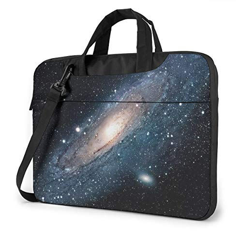 Laptop Case Computer Bag Sleeve Cover Galaxy Universe Waterproof Shoulder Briefcase 13 14 15.6 Inch