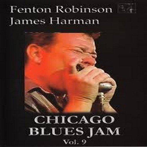 Chicago Blues Jam - Volume Nine - Fenton Robinson - James Harman