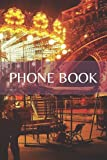 phonebook: phb-099-en-69 - telephone book with alphabet index (names and numbers : phone/mobile)