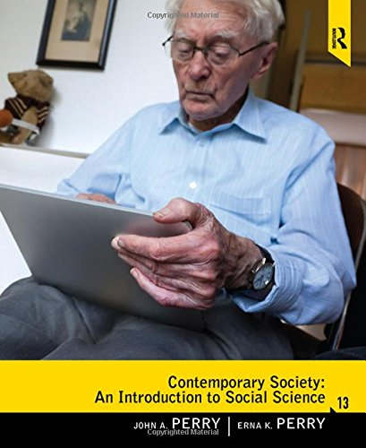 Contemporary Society: An Introduction to Social Science (13th Edition)