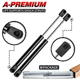 A-Premium Convertible Cover Tonneau Lift...