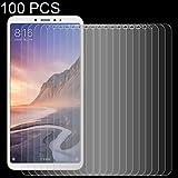 Wei Hongyu Mobile Accessories - Película de cristal templado para Xiaomi Mi Max 3 (100 unidades)