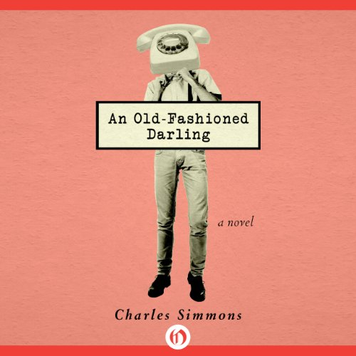 An Old-Fashioned Darling audiobook cover art