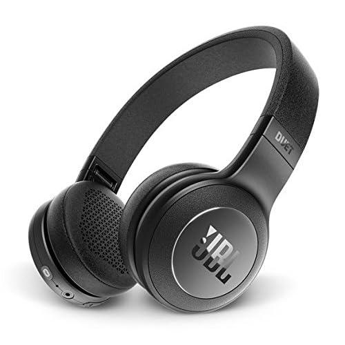 fd7f8e04d0e JBL Duet Bluetooth Wireless On-Ear Headphones - Black