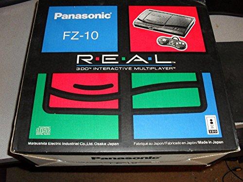 3DO - Panasonic FZ-10 Konsole