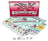 Late for the Sky University of Wisconsin - Wisconsinopoly