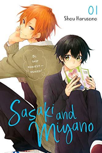 Sasaki and Miyano Vol. 1 (English Edition)