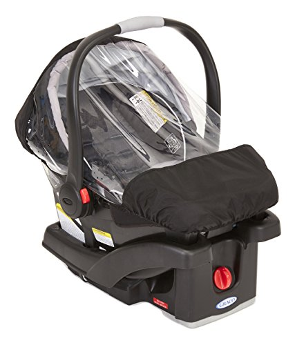 Sashas Rain And Wind Cover For Graco Snugride Click Connect 30 & 35 Infant Car Seat