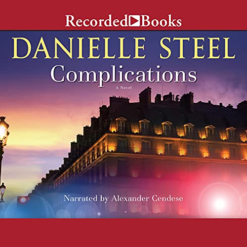 Complications Audiobook By Danielle Steel cover art