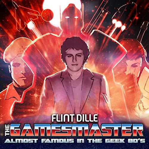 The Gamesmaster cover art