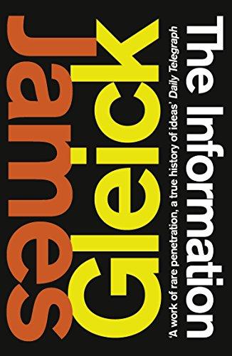 The Information A History A Theory A Flood English Edition Ebook Gleick James Kindle Shop