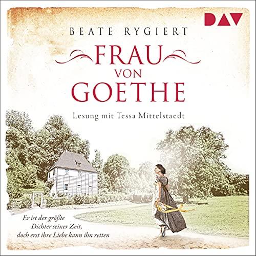 Frau von Goethe Titelbild