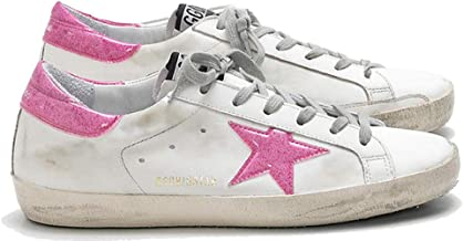 Golden Goose Women's Trainers Sneakers Leather GGDB Casual Shoes Super Star Slide
