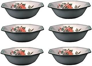 Johnson Bros Fresh Fruit, Set of 6 Cereal/Soup Bowls 7