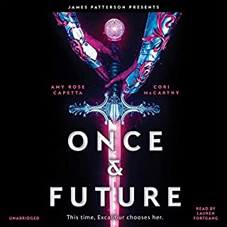 Once & Future cover art