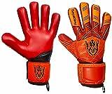 Keeperking Torwarthandschuhe Erwachsene Kinder Jugend mit und ohne Fingerschutz Fußballhandschuhe...