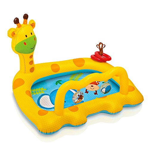 Piscina per bambini Giraffa Allegra Intex