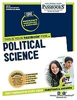 Political Science (Graduate Record Examination)