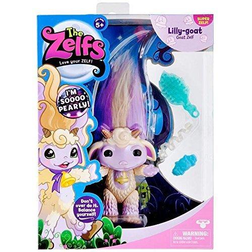 The Zelfs - Series 5 Super Zelfs - Lilly Goat (Dispatched From UK) by ZELFS