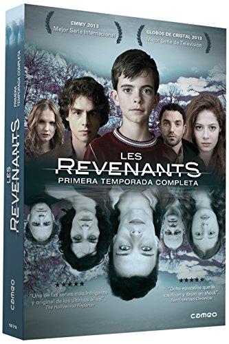 Les Revenants (LES REVENANTS: PRIMERA TEMPORADA COMPLETA, Spanien Import, siehe Details für Sprachen)